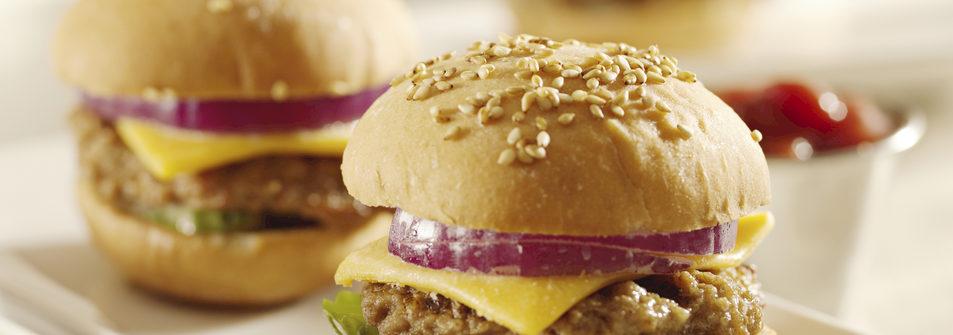 Waarom hamburgers eigenlijk altijd kunnen op een event