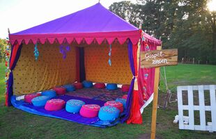 Bijzondere feestelijke tenten