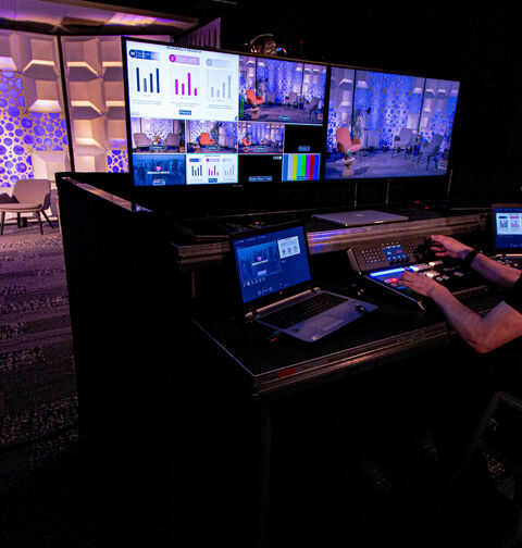 Livestream Studio Amsterdam