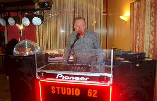 Discobar Studio 62 - DJ Willy