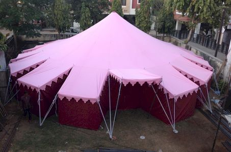 Rickshaw Tents & Events