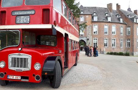 The London Ceremony Bus
