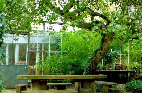 Vergaderlocatie Het Glazen Huis