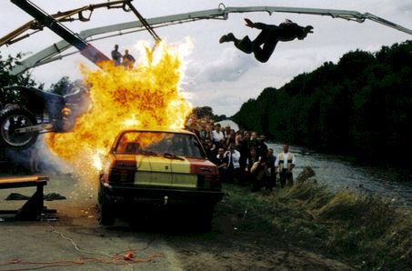 Stuntteam Daring Dantes