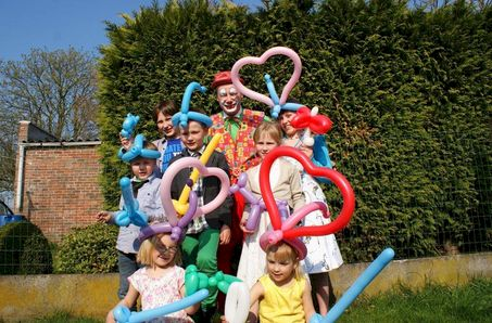 Clown Bobo's Kindershow