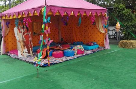 Maharadja Tenten