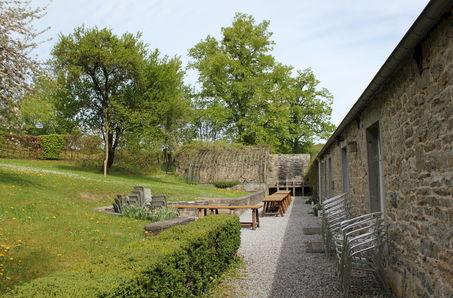 Ferme Château de Dourbes