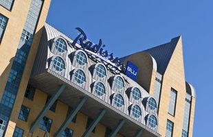 Radisson Blu Astrid Hotel Antwerp