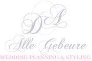 Alle Gebeure wedding en event planner