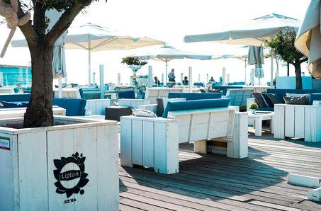 Strandclub ff-tijd