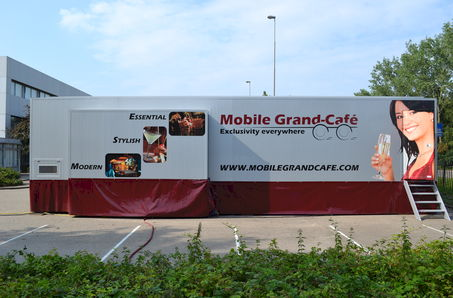Mobile Grand Café bv - VIPtruck