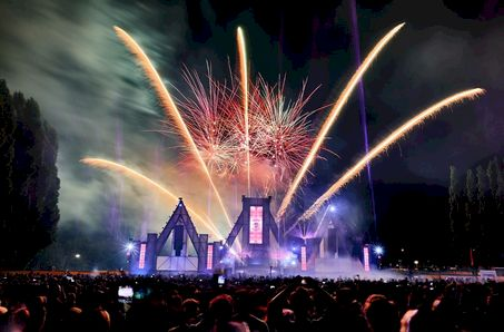 Pyroevents Fireworks & SpecialFX