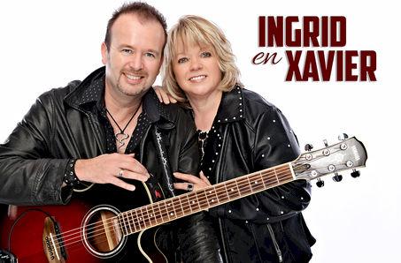 Ingrid en Xavier