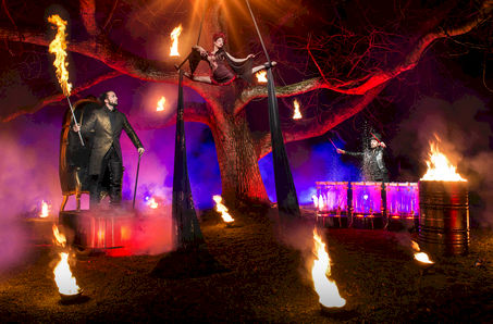 Aerial Art - Magical Air Theatre