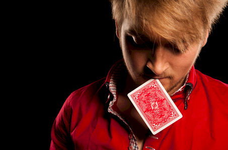 Anthony Holt Illusions