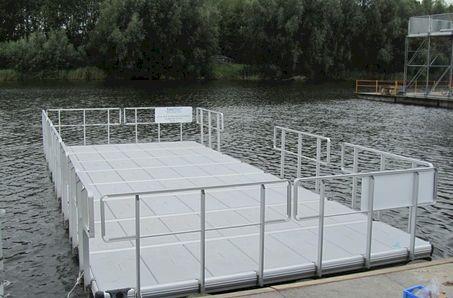 EasyFloat ponton systemen