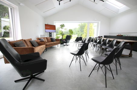 De Schuur - Meetingrooms