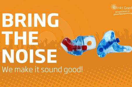 Klinkt Goed gehoorbescherming