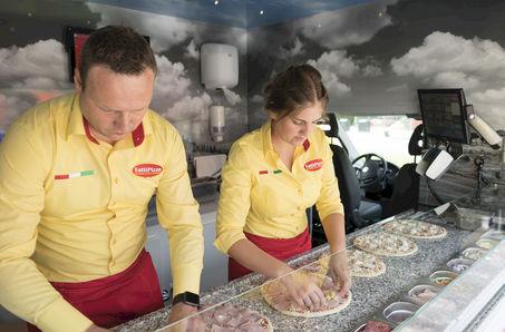 TuttiPizza The Mobile Pizza Company