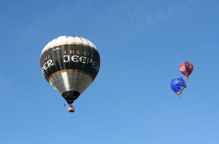 C-air ballonvaarten