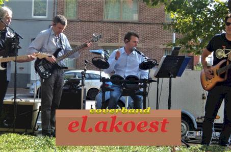 Coverband El.Akoest