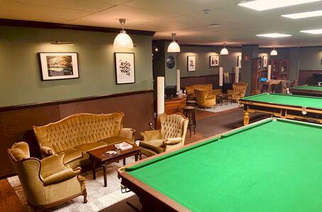 Antwerp Snooker Academy