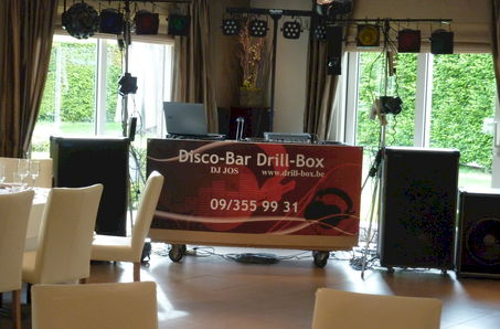 Disco-Bar Drill-Box