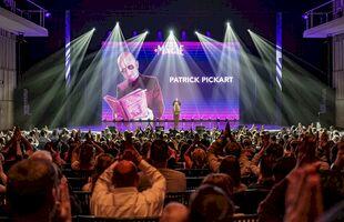 Patrick PickArt  - OKUS Productions