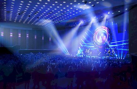 Kursaal Oostende wordt de grootste zaal ten westen van Antwerpen en Brussel! - Foto 1