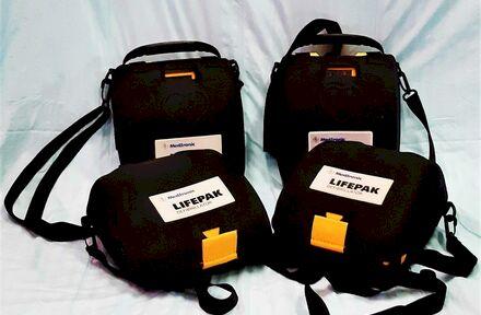 Nieuwe AED's - Foto 1