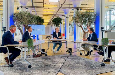 Van Nelle LIVE EVENT TV tilt hybride events naar hoger niveau  - Foto 1