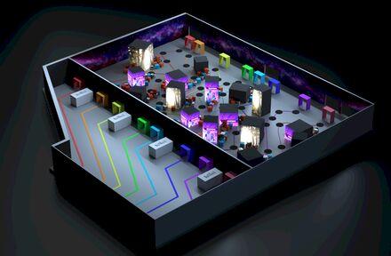 Studio 100 en CityCubes lanceren een innovatieve manier van adverteren: 'The Immersive Advertising experience' - Foto 1