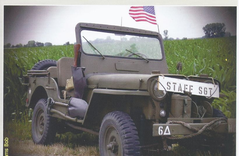 Geef opa een rit met een willys jeep cadeau ! - Foto 1