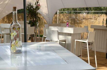 Ibiza style personeelsfeest - Foto 1