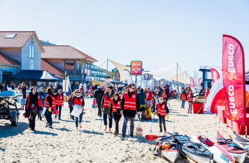 Fast Forward Events klaar voor de 11e editie van Eneco Clean Beach Cup - Foto 1