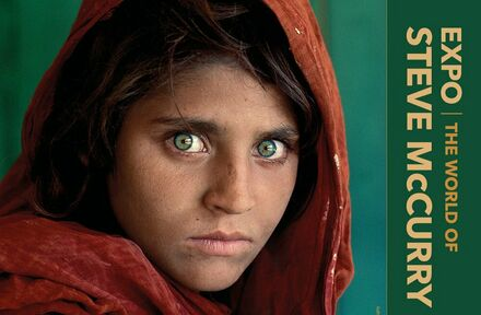 Expo The World of Steve McCurry - Foto 1