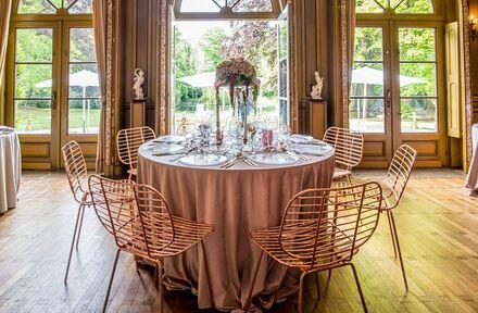 Kasteel Fruithof en wijndomein Oud Conynsbergh lanceren Wine & Dine - Foto 1