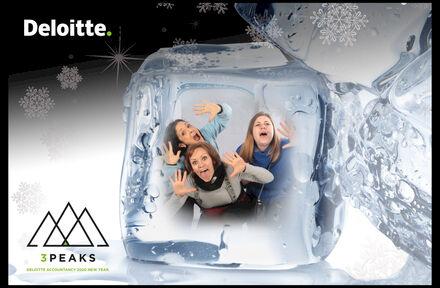 Winterland thema event Deloitte - Foto 1