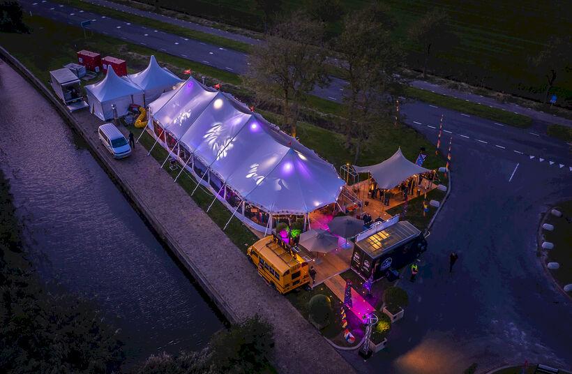 Betoverende tent - Foto 1