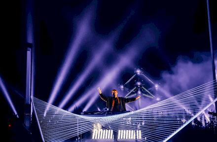 Event industrie bedankt de helden, op de beats van Lost Frequencies, terwijl ze wachten op een startdatum! - Foto 1