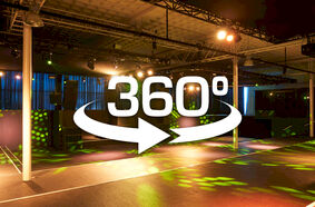 eventplanner.be /.nl lanceert 360° foto's voor eventlocaties