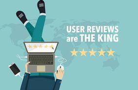 Hoe reviews je event of eventbedrijf boosten - Infograph