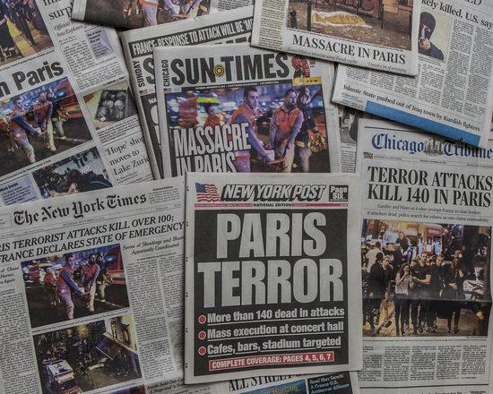 Column hoe moet het nu verder een nuchtere analyse van terreur op events - Hoe het ontwerpen van een levende ...
