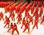 Dansende gevangenen hit op Youtube