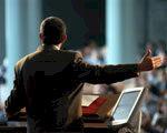 Gebrek aan authenticiteit nekt veel sprekers