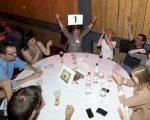 Interactief dineren met 'Battle of the Tables' van Event Masters