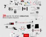 29 manieren op creatief te blijven