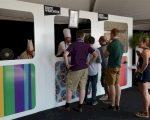 Cateraar verleidt muziekfestivals en voetbalwereld