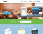 Start-up: Sli.do