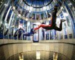 Het effect van indoor skydiven als groepsuitje